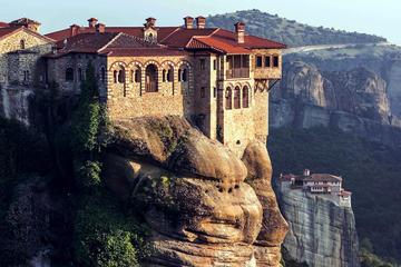 Private 2-Day Tour to the Top Unesco Sites of Delphi & Meteora ...