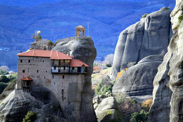 Private 2-Day Tour to the Top Unesco Sites of Delphi & Meteora - Great Lunch included on both days