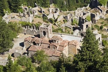 Private Full Day Tour of Mystras...