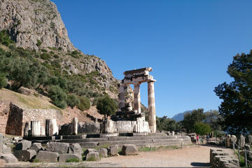 Self-Guided Delphi Day Tour with Private Chauffeur Including Lunch...