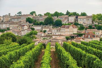 Excursion vélo et péniche de 8jours à Bordeaux: de Fronsac à...