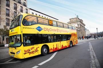 Hop-on hop-off bustour van 1 of 2 dagen door het centrum van Berlijn ...