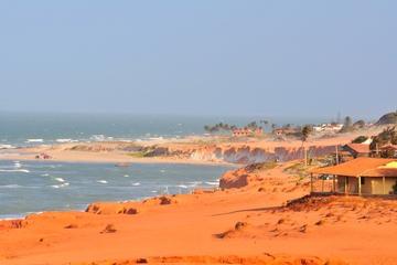 Canoa Quebrada von Fortaleza aus