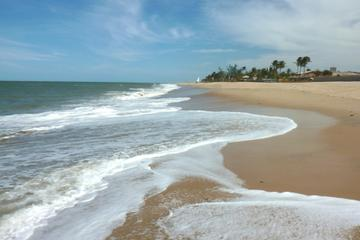 Cumbuco Beach from Fortaleza