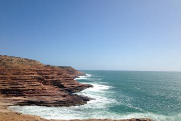 Kalbarri, Pink Lake and Abrolhos...