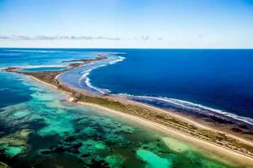 Romantic Abrolhos Islands Private Air and Land Tour from Geraldton