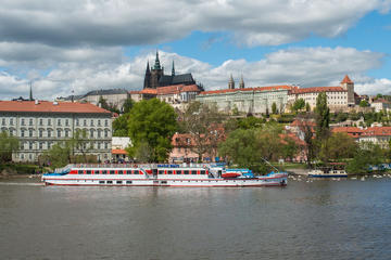 2hr Vltava River Cruise with Free Airport Transfer