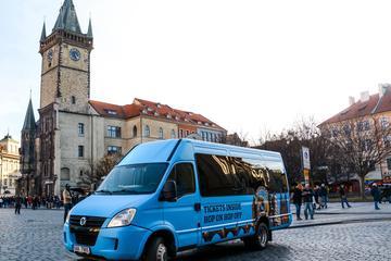 Bytur i Praha med buss og valgfri...