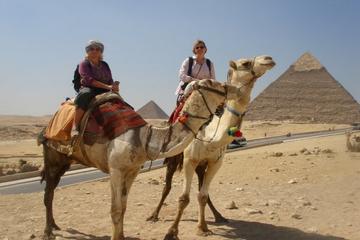 Höhepunkte von Kairo: Ganztägige Tour...