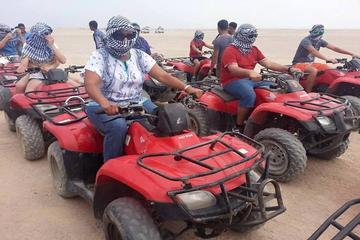 Hurghada Sunset and Quad Bike Desert...