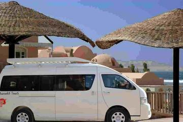 Private One-Way Transfer: Hurghada Airport to El Quseir Hotels