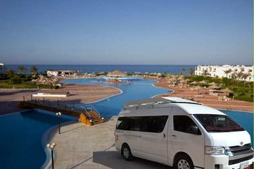 Private One-Way Transfer: Hurghada Airport to Marsa Alam Hotels