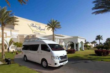 Private One-Way Transfer: Hurghada Airport to Soma Bay or Safaga Hotels