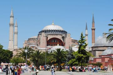 Excursão particular em Istambul com embarque e desembarque no hotel