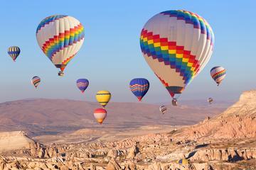 Excursión de Estambul a Capadocia: 2 días