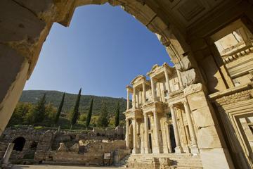 Tagestour der Höhepunkte von Ephesos ab Kusadasi