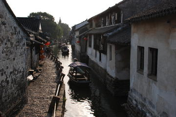Full-Day Suzhou and Zhouzhuang Water Village Tour