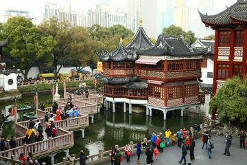 Halbtägige Besichtigungstour durch Shanghai