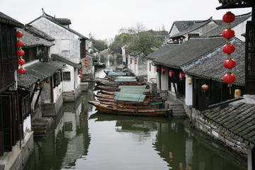 Half-Day Zhouzhuang Water Town from Shanghai