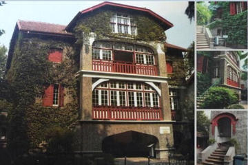 PRIVATE TOUR ---- Explore the Former Residences of Celebrities