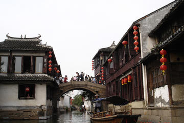 PRIVATE TOUR ---- One Day Excursion to Zhouzhuang
