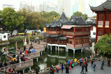 Visita turística de medio día a Shanghái
