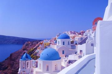Tour de día cultural de Santorini en...