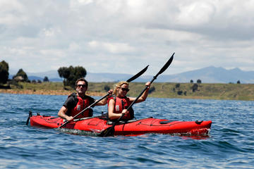 4-Day Titicaca Lake by Kayak