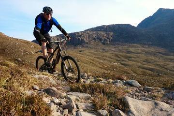Mountain Biking Cordillera Blanca...