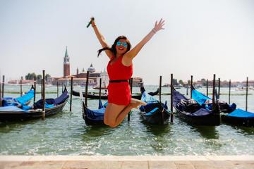 Privéfotografiewandeltocht Venetië