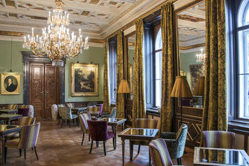 Luxurious Mozart Concert and Dinner in Vienna in Salons Privés