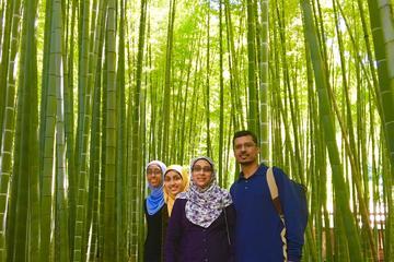 ムスリムフレンドリーな鎌倉半日プライベートツアー