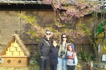 江戸の城下町を体験:川越ウォーキング ツアー