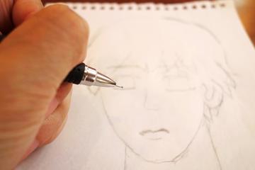 渋谷でプロ漫画家による漫画体験コース