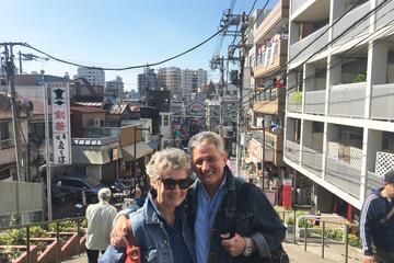 Découvrez l'ancienne Tokyo...