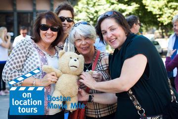 Excursão a pé ao Boston Movie Mile