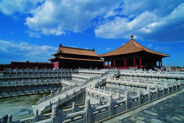 Bustour: Tian'anmen-Platz, Verbotene Stadt, Chinesische Mauer Badaling