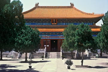Coach Day Tour of Badaling Great Wall Ming Tombs and Exterior View of Olympic Venues