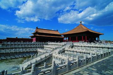 Excursión en autobús por la Plaza de Tiananmen, la Ciudad Prohibida y...