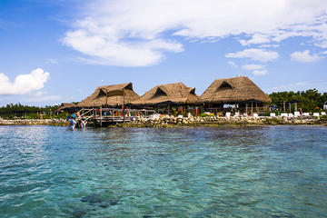 SkyReef Beach Club: Snorkeling Package with Tequil