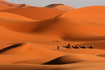 3-Day Tour from Marrakech to Merzouga Dunes and Fez