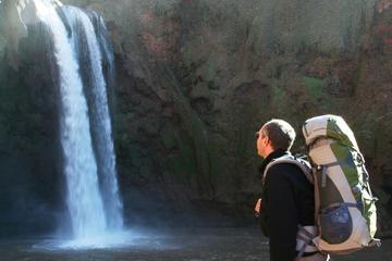 Excursion privée d'une journée complète aux cascades d'Ouzoud au...