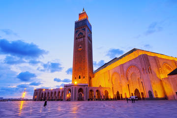 Small-Group Half-Day Guided Tour of Casablanca