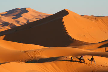 Private Tour from Marrakech to Merzouga Dunes and Fez