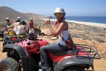 Aventura en vehículo todoterreno en Los Cabos