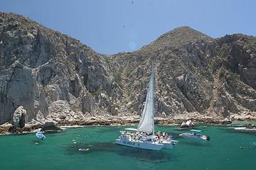 Crucero y buceo de superficie en Los Cabos