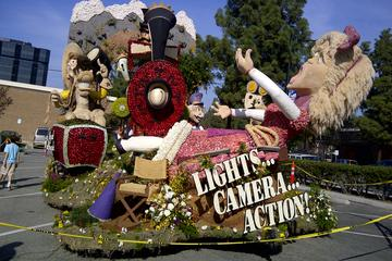 New Years Day Tournament of Roses Parade