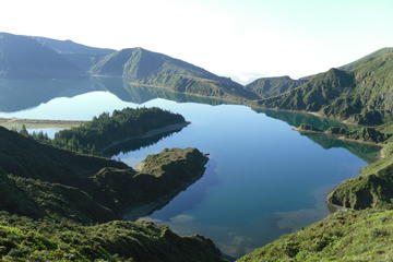 Die Seen Furnas und Fogo– ganztägige Führung im Minibus