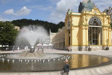 Balnearios Checos de Karlovy Vary y Marianske Lazne desde Praga