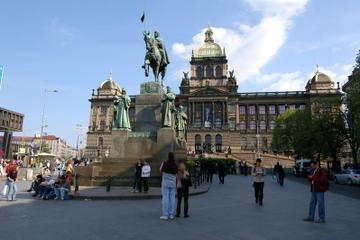 Circuit pédestre communiste de Prague